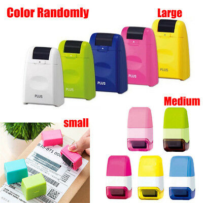 500cm Guard Your ID Roller Stamp SelfInking Stamp Messy Code Security Office EE