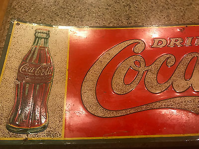 Original Coke Sign 1934
