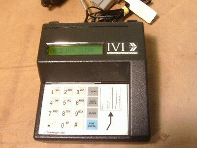 Ingenico Check Manager 3000 Check Reader. IVI3000