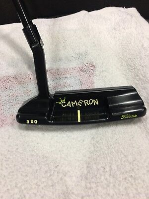 Scotty Cameron Circle T Newport 2 Timeless Carbon
