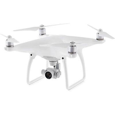New DJI Phantom 4 Pro Quadcopter Drone with 4K60 Gimbal-Stabilized 20MP Camera