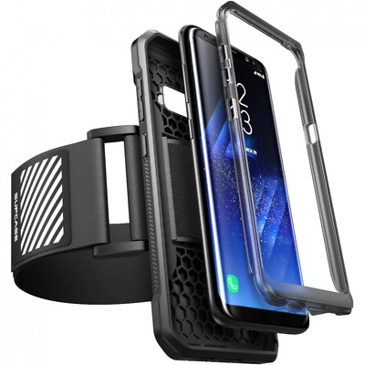 Galaxy S8+ Plus SUPCASE Easy Fitting Sport Running Armband with Premium Flexible