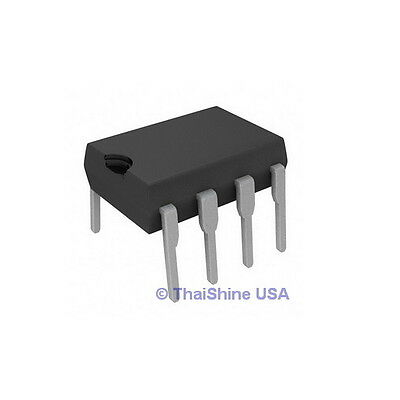5 x LM358N LM358 358 Low Power Dual Op-Amp 8 Pin DIP IC  - USA SELLER