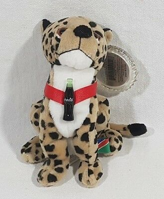 Coca Cola International Beanie Baby Collection 1999 Heeta Namibia 0249