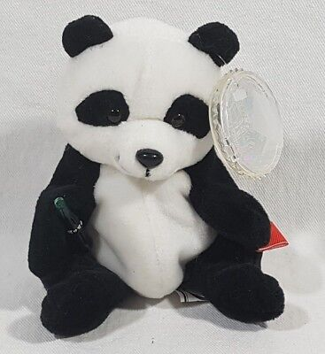 Coca Cola International Beanie Baby Collection 1999 Zongshi China 0228