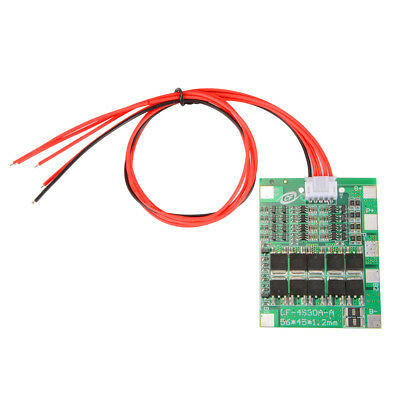 4S 30A Li-ion Lithium Battery 18650 Charger Protection Board BMS Balance TE742