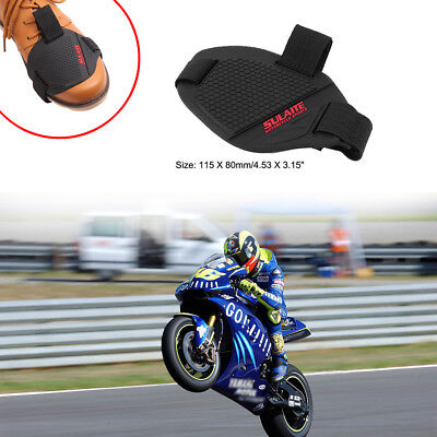 Motorcycle Gear Shifter Shoe Boot Protector Shift Sock Boot Cover Protective New