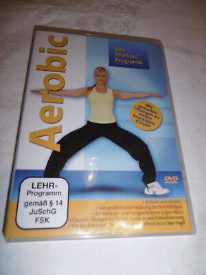 DVD Aerobic, Fitness, Sport, Workout