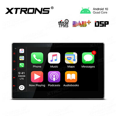 "10.1"" Android 9.0 Car Audio GPS Navigation 2DIN Car Stereo Radio No-DVD WiFi&4G"
