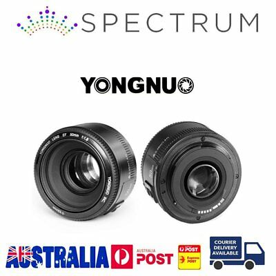 Yongnuo YN50/35mm F1.8/2.0 Large Aperture MF AF Auto Focus Lens For Nikon KL