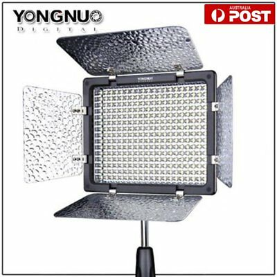 Yongnuo YN-300 III 5500K LED Video Studio Light with Control for Canon Nikon BB