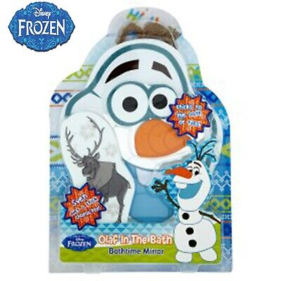 Bath Toys For Toddlers Baby Mirror for Boys Girls Kids children frozen olaf new