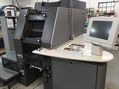 2005 Heidelberg QMDI-46 Pro, 4 Color Offset Press