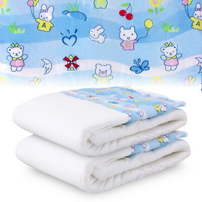 Adult Nappy / Diaper Bambino Bellissimo - Extra Large - Pack of 8