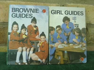 2 Vintage Ladybird book series 706 Brownie Guides,  Girl Guides
