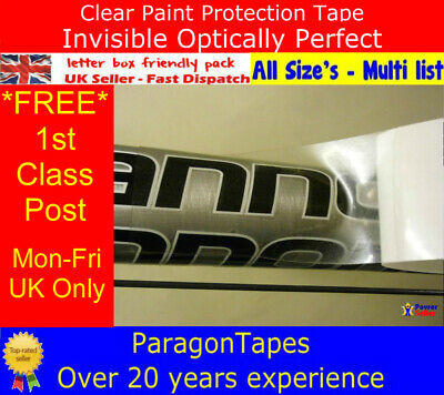 Clear Bike Frame Protection Tape Helicopter Film Heli carbon door edge sill boot