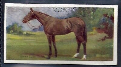 Faulkner-Prominent Racehorses Of The Present Day (1St Series)-#08- Horse Racing