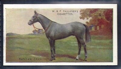 Faulkner-Prominent Racehorses Of The Present Day (1St Series)-#09- Horse Racing