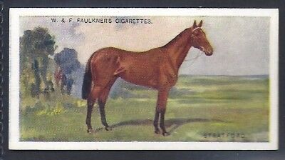 Faulkner-Prominent Racehorses Of The Present Day (1St Series)-#22- Horse Racing
