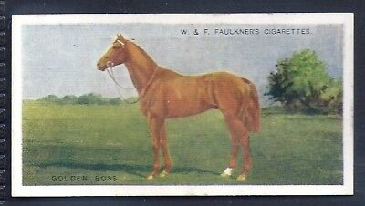 Faulkner-Prominent Racehorses Of The Present Day (2Nd Series)-#32- Horse Racing