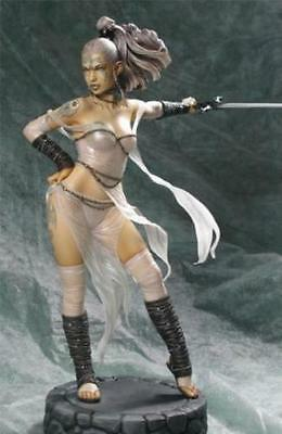 Ritual Fantasy Figure Gallery 1/6 PVC Figure New Yamato FFG Luis Royo Not Resin