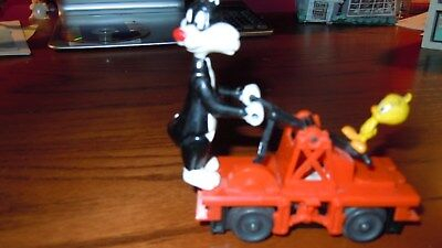 Lionel O Gauge Car With Tweety And Slyvester