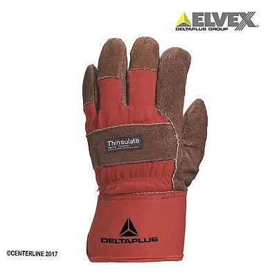 DeltaPlus Cold Weather Glove with Thinsulate™ -Size XL Euro 10