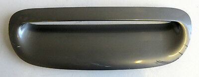 Genuine Used MINI Cooper S Bonnet Scoop (Dark Silver) for R53 R52 - 1473011