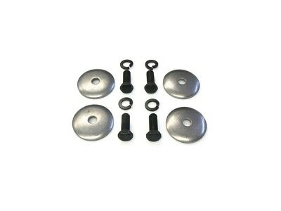 1964-1972 A Body Upper Control Arm Bolt and Washer Kit (12 Pieces)