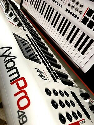 m-audio Axiom Pro 49 Controller-Keyboard mit HyperControl, NP: € 399,- TOP!