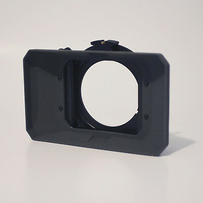 Genustech																															GWMC Wide Angle Matte Box for 4 x 4""