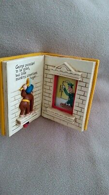 Curious George Picture Frame