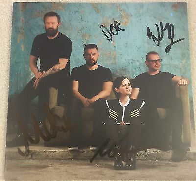 The Cranberries - Something Else *SIGNED* CD  AUTOGRAPHED RIP