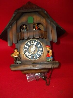 Very Nice Looking Medium Size Musical 1 Day Cuckoo Clock Project