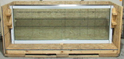 NEW 3'x8' Level 1 Bullet Proof Resistant Glass Window Bank Pharmacy Ballistic ++