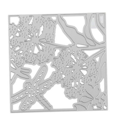 MagiDeal Metal Cutting Die Stencil Scrapbook Card Embossing Die Cut -Flower