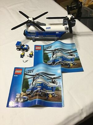 LEGO Heavy-Lift Helicopter (4439) - $60.00   PicClick