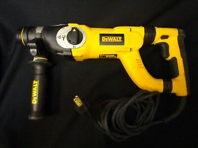 "DeWALT (D25223) - 1"" SDS Corded Rotary Hammer Drill....FREE S&H!!!"