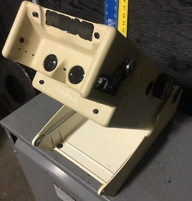 Titmus 2S Vision Tester with Letter Slides. Our #3