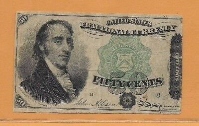 "Fr-1379 ""green Seal"" (Confederate Note) Fr-1379 ""green Seal""  1800's  Crispiness"