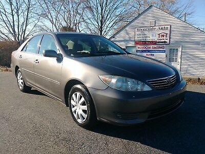 2005 Toyota Camry Le 2005 Toyota Camry LE