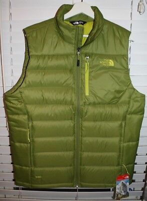 (MAKE ME AN OFFER!)The North Face Aconcagua Puffer Down Fill Vest Mens Medium M