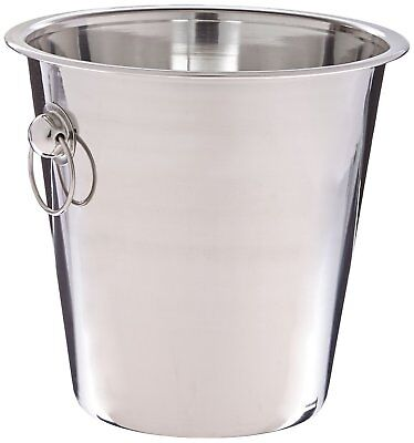 Ice Bucket Stainless Steel Chiller Cooler For Wine Bottle Beer Champagne Party
