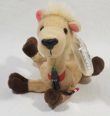 Coca Cola International Beanie Baby Collection 1999 Ramel Egypt 0238