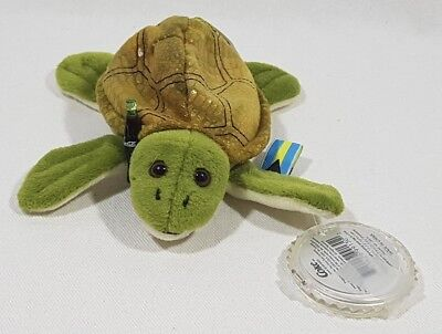 Coca Cola International Beanie Baby Collection 1999 Salty Bahamas 0226