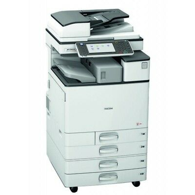 Ricoh MPC2003  Colour Multifunction with Copy Scan Print Excellent Condition