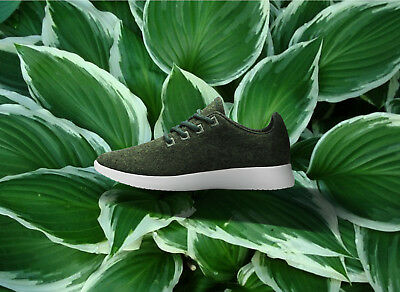 2018_Paperplanes Mens Sports Running Trainig Comfort Athletic Shoes_Green1501