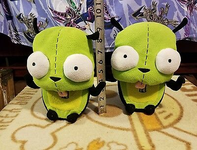 2007 Invader Zim GIR The Alien Robot Dog Slippers XS3-4 By SGfootwear