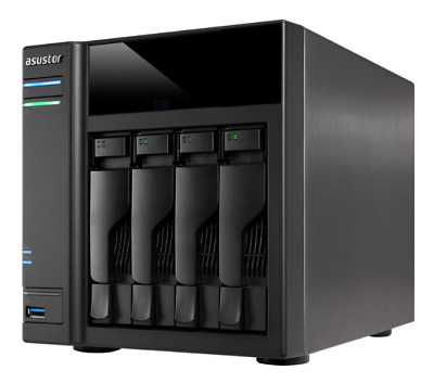 ASUSTOR AS6104T Profi NAS Server - 4 Bay