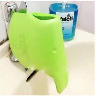 Kid Baby Bath Tub Safety Spout Cover Elephant Pattern Water Faucet Protect Toy F